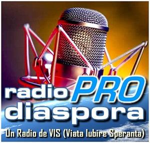 radioPROdiaspora logo